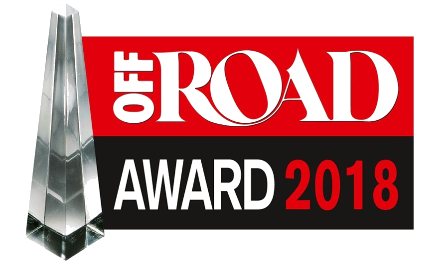 Off Road award 2018